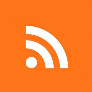 ikon rss bamb orange