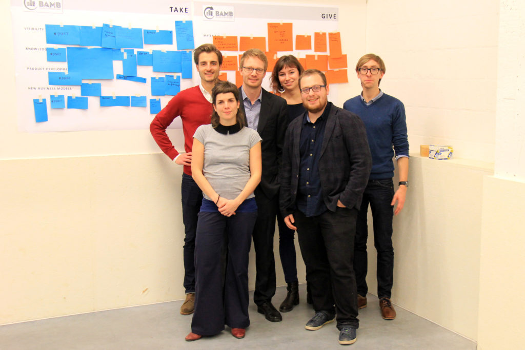 TRANSFORM, the research team at VUB working with the Circular Retrofit Lab